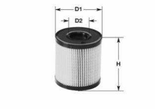 Масляный фильтр CLEAN FILTERS ML4524