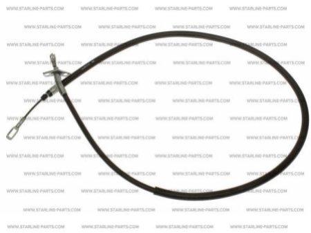 Трос стояночного тормоза L=1350/1525 mm