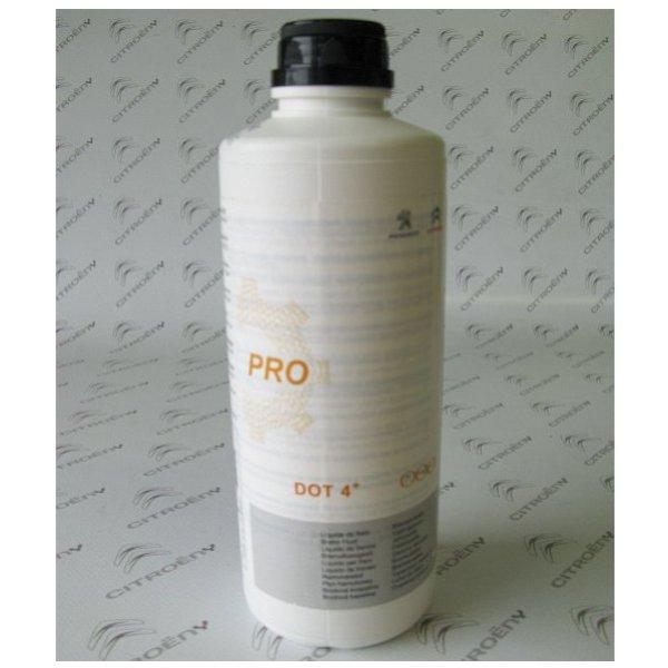 жидкость тормозная, CITROEN, 1610725580