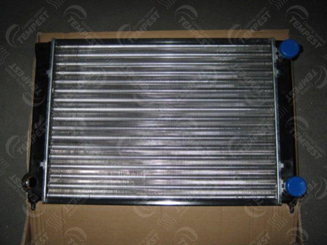 Радиатор охлаждения VW GOLF II/JETTA 83-91 (пр-во TEMPEST)