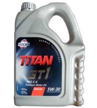 FUCHS TITAN GT1 PRO C-4 5W-30 1 л.