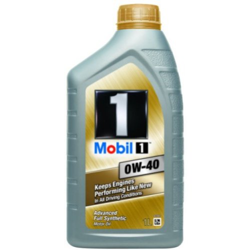 MOBIL 1 NEW LIFE 0W-40 5 л.