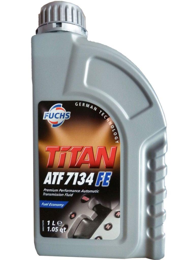 Fuchs TITAN ATF 7134 FE 1 л. 600868611, FUCHS, 600868611