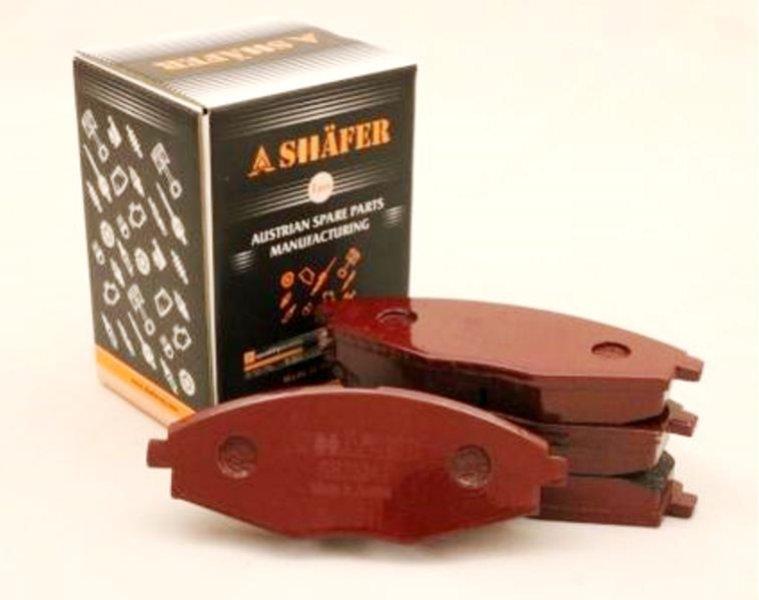 Колодки передние SHAFER SB23241