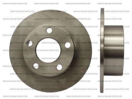 Тормозной диск STARLINE PB 1067, STARLINE, PB 1067