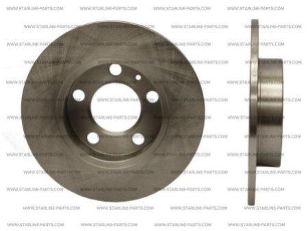 Тормозной диск STARLINE PB 1243, STARLINE, PB 1243