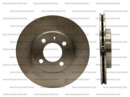 Тормозной диск STARLINE PB 2050, STARLINE, PB 2050