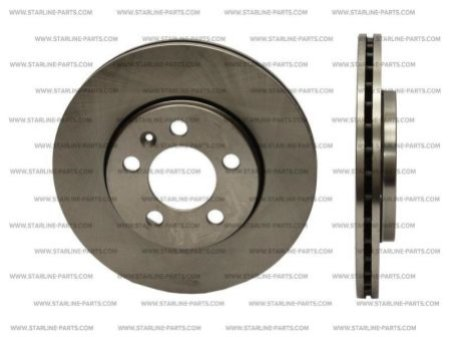 Тормозной диск STARLINE PB 2479, STARLINE, PB 2479