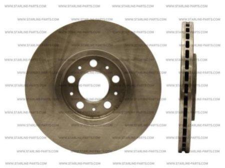 Тормозной диск STARLINE PB 2480, STARLINE, PB 2480