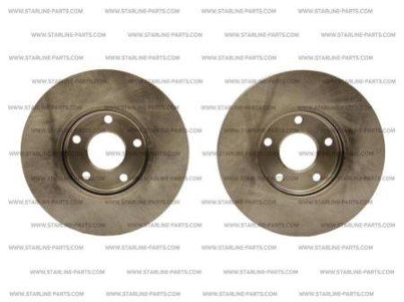 Тормозной диск STARLINE PB 2876, STARLINE, PB 2876