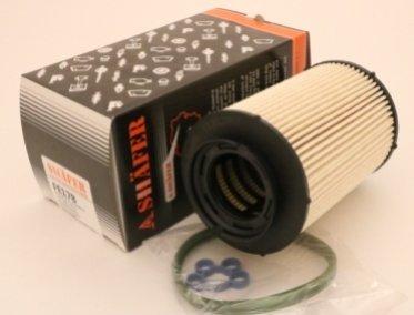 Фильтр топливный VW Caddy TDI 04-'