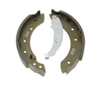 Тормозные колодки задние c ABS - (к-т ) for Logan & Sandero