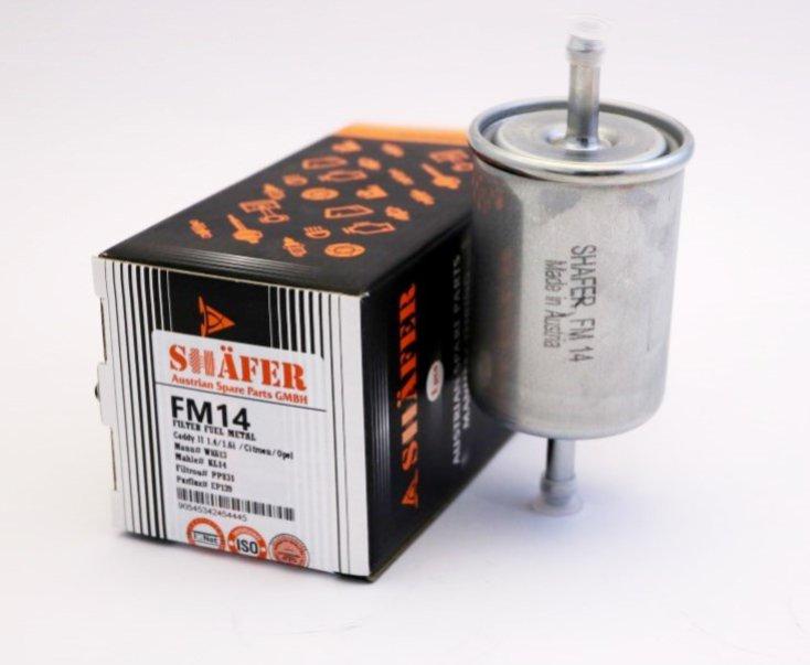 Фильтр топливный SHAFER FM14