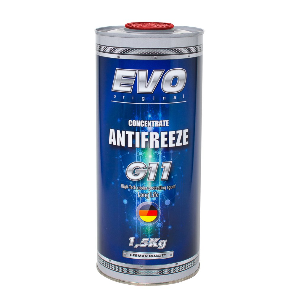 ANTIFREEZE G11 Concentrate (Blue) - синій 1,5kg (x6)
