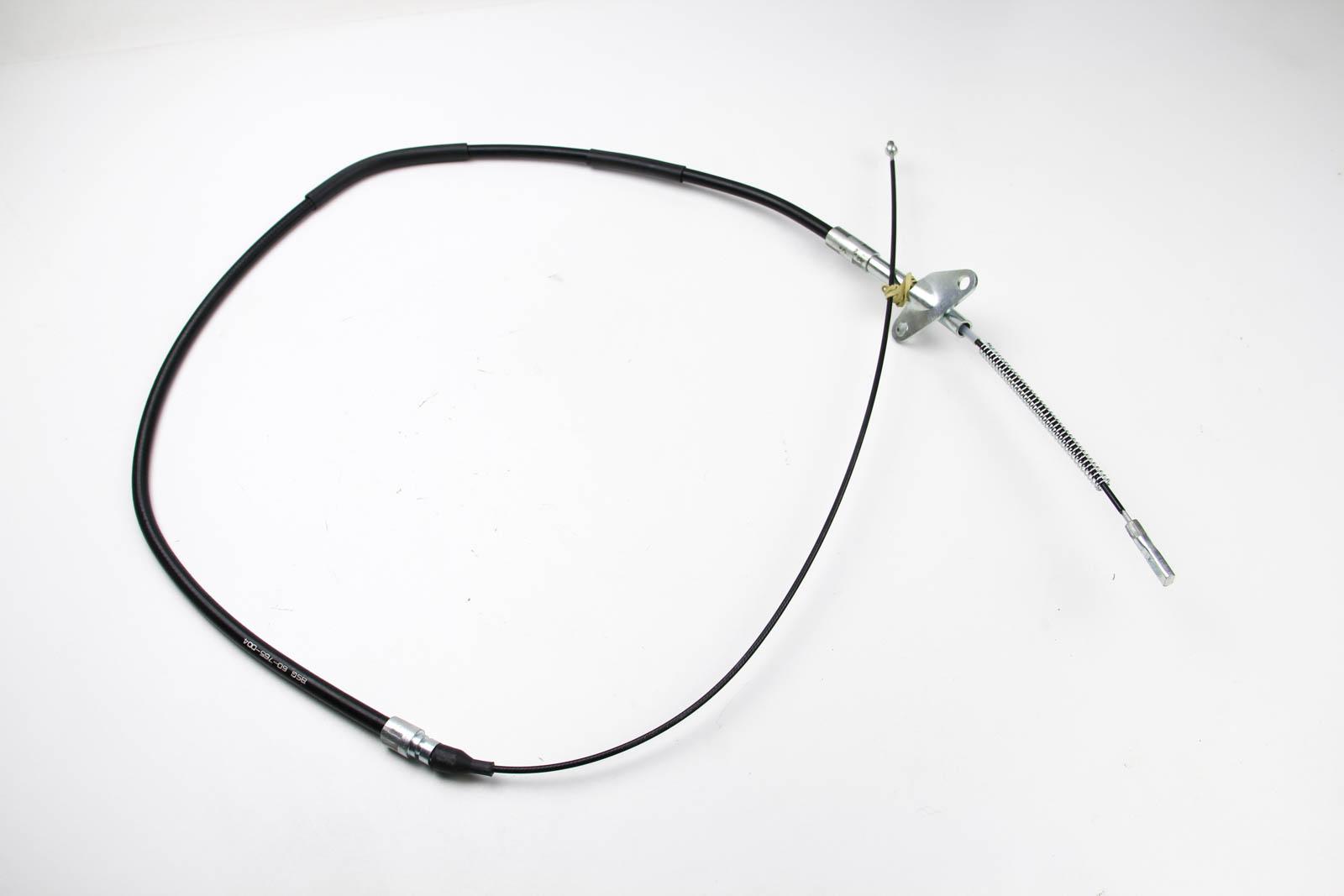 Трос, стояночная тормозная система BSG BSG 60-765-004