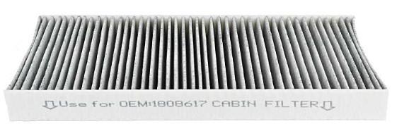 Фильтр салона Combo/Corsa 01-/Vectra 03- (угольный) BSG 65-145-009
