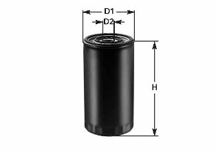 Масляный фильтр CLEAN FILTERS DF1888