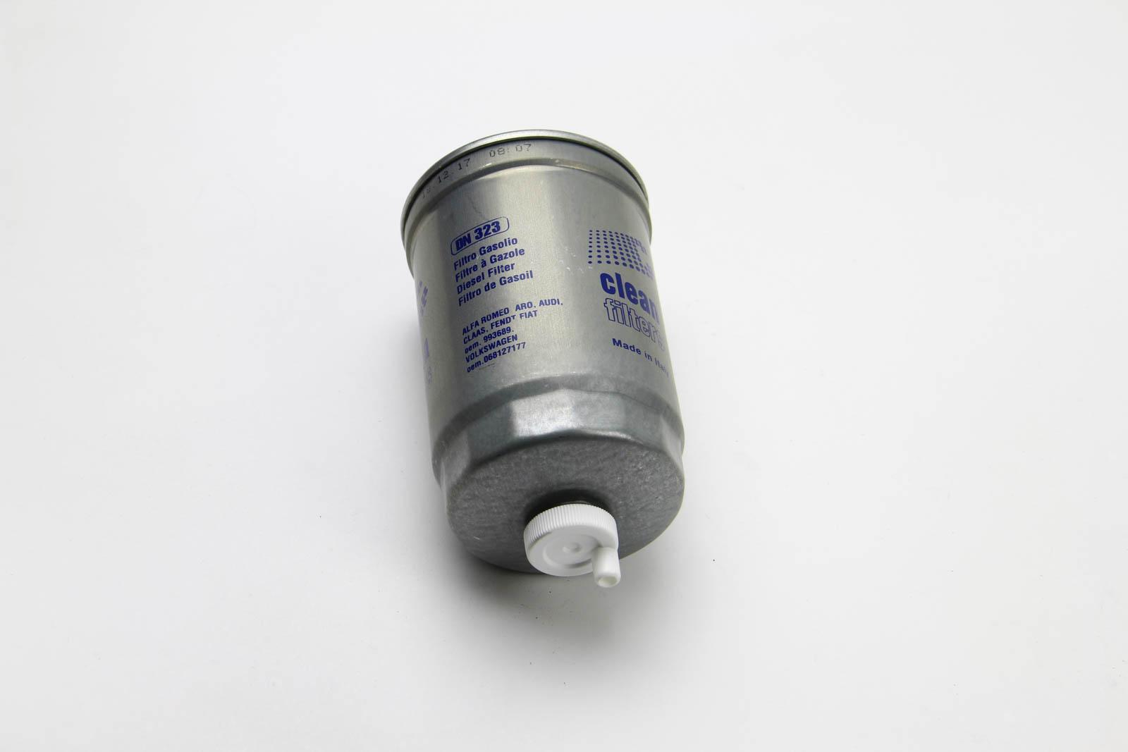 Топливный фильтр CLEAN FILTERS DN 323