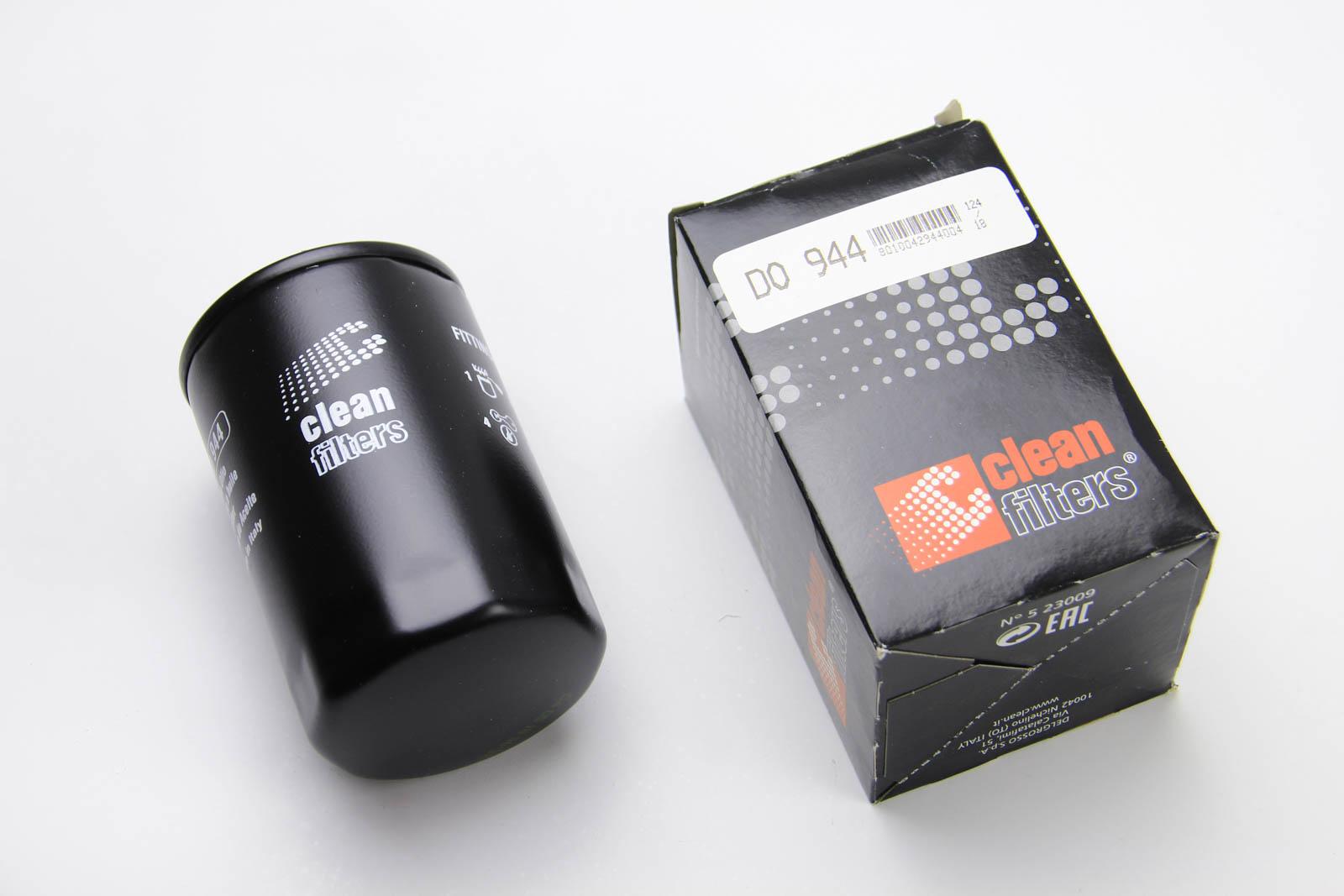 CLEAN FILTERS, DO 944, Масляный фильтр