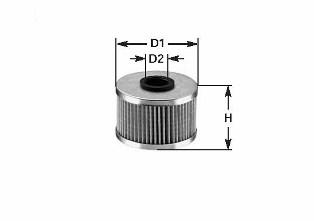 Топливный фильтр CLEAN FILTERS MG 099