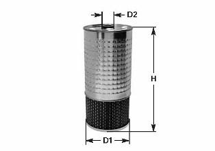 Масляный фильтр CLEAN FILTERS ML 082