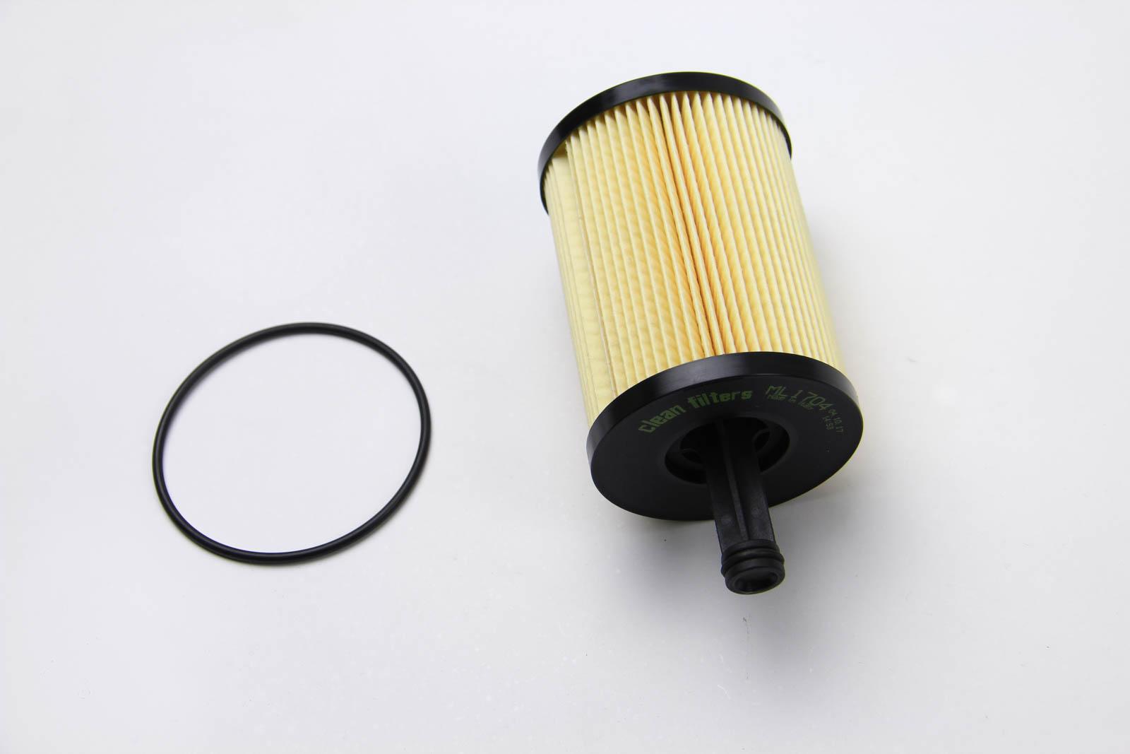 Масляный фильтр CLEAN FILTERS ML1704