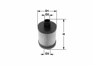 Масляный фильтр CLEAN FILTERS ML1730