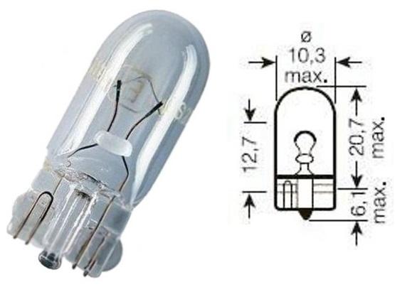 Лампа накаливания, фонарь указателя поворота; Лампа накаливания, фонарь сигнала торможения; Лампа накаливания, фонарь освещения номерного знака; Лампа накаливания, задняя противотуманная фара; Лампа накаливания, фара заднего хода; Лампа накаливания, задни