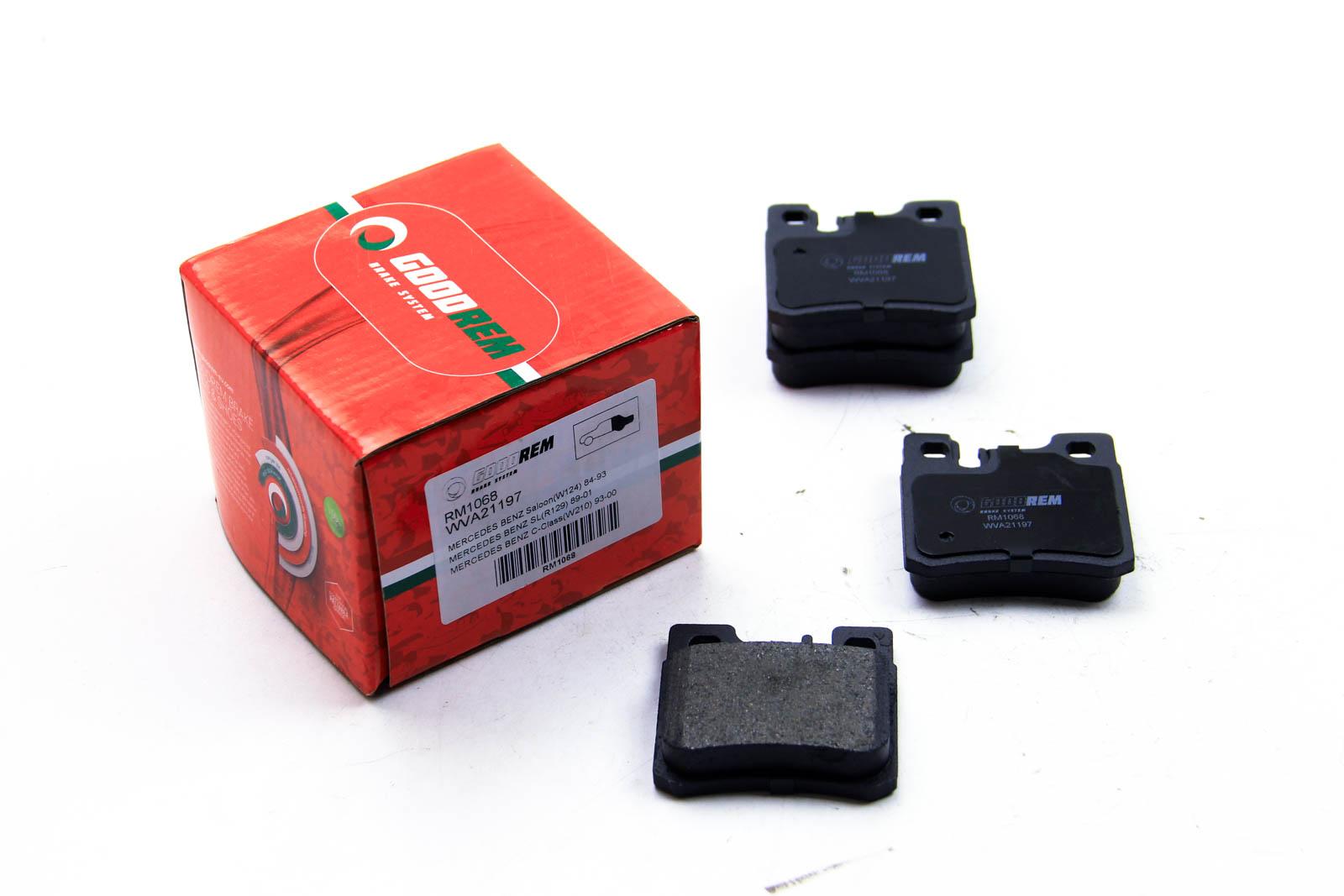 Комплект тормозных колодок, дисковый тормоз ABE C2M006ABE