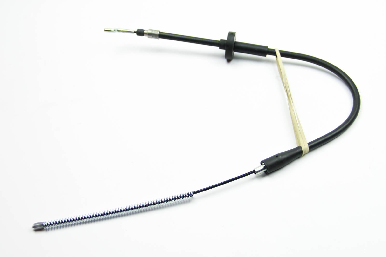 Трос ручного тормоза зад. T4 -96 Л=Пр. (барабан) (844/506)
