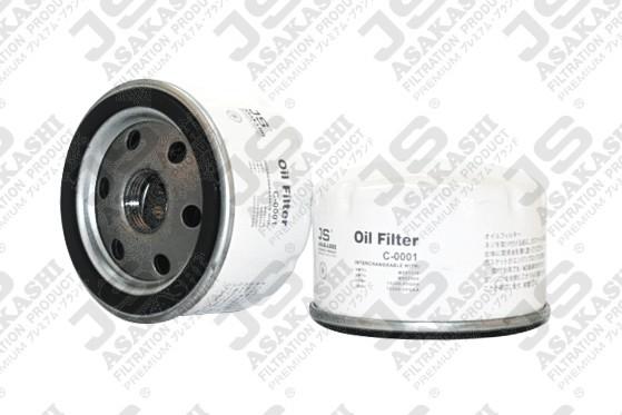 Фильтр масляный D 76 h50 M20x1.5