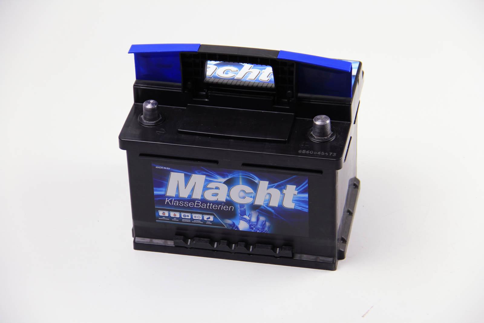 Аккумулятор Macht 60Ah/540A