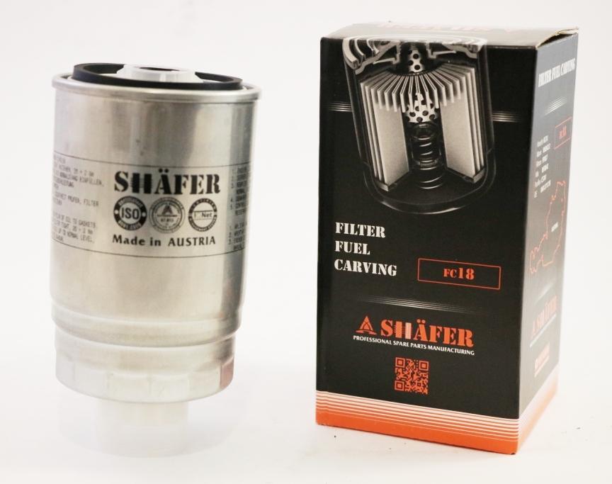 Фильтр топливный SHAFER FC18
