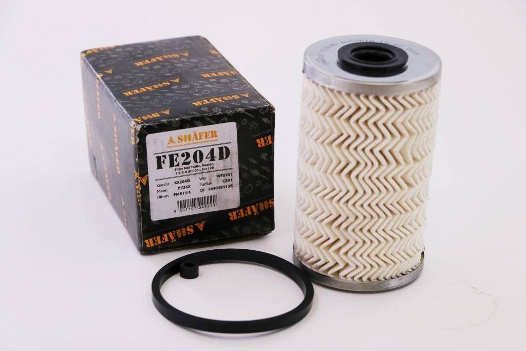 Фильтр топливный SHAFER FE204D
