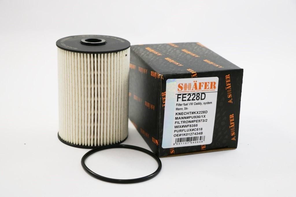 Фильтр топливный SHAFER FE228D