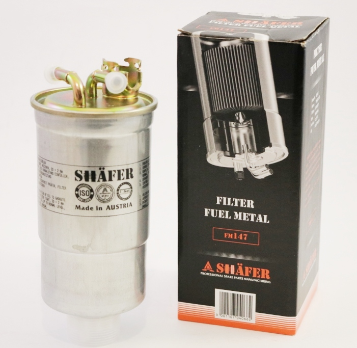 Фильтр топливный SHAFER FM147