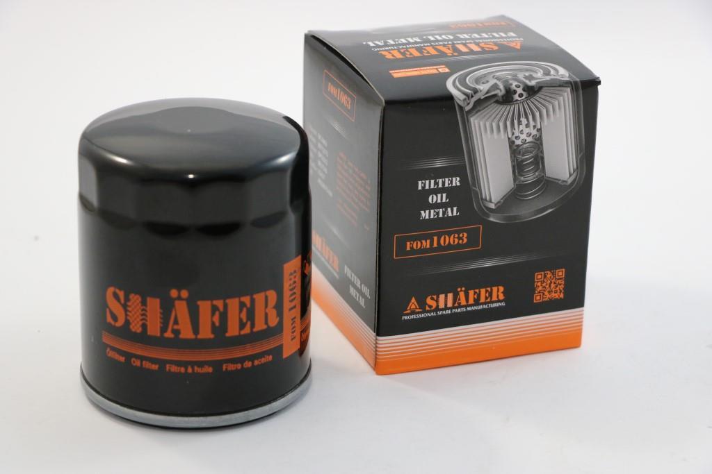 Фильтр масляный SHAFER FOM1063