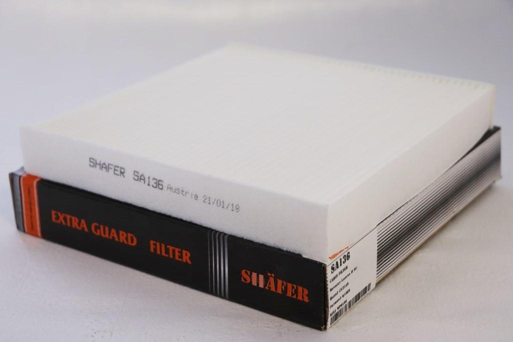 Фильтр салонный SHAFER SA136