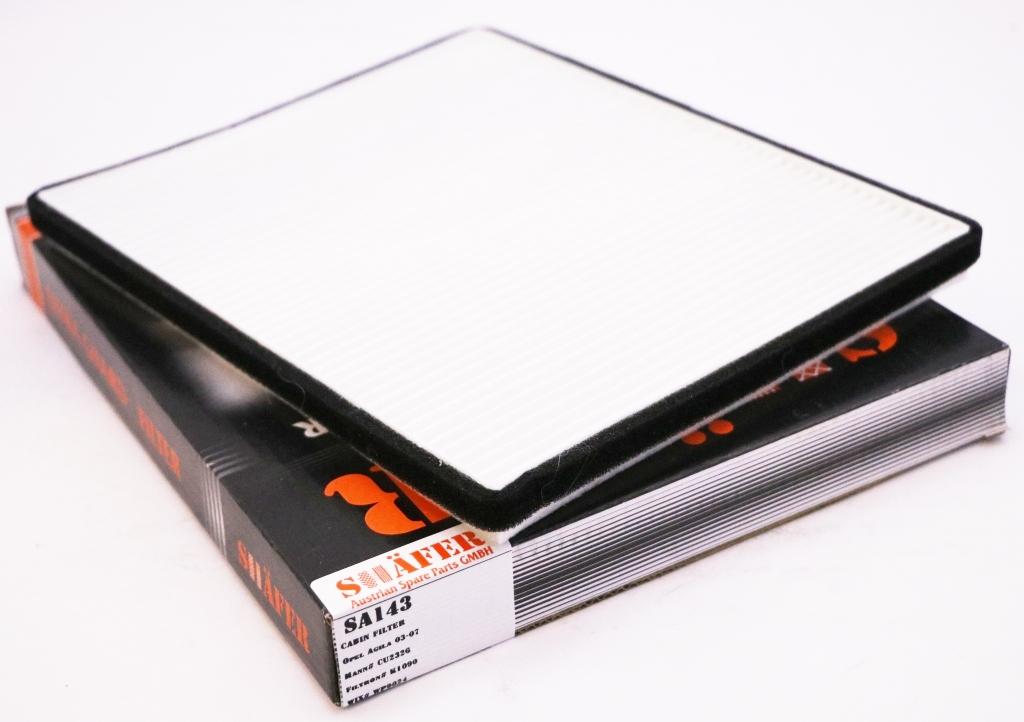 Фильтр салонный SHAFER SA143