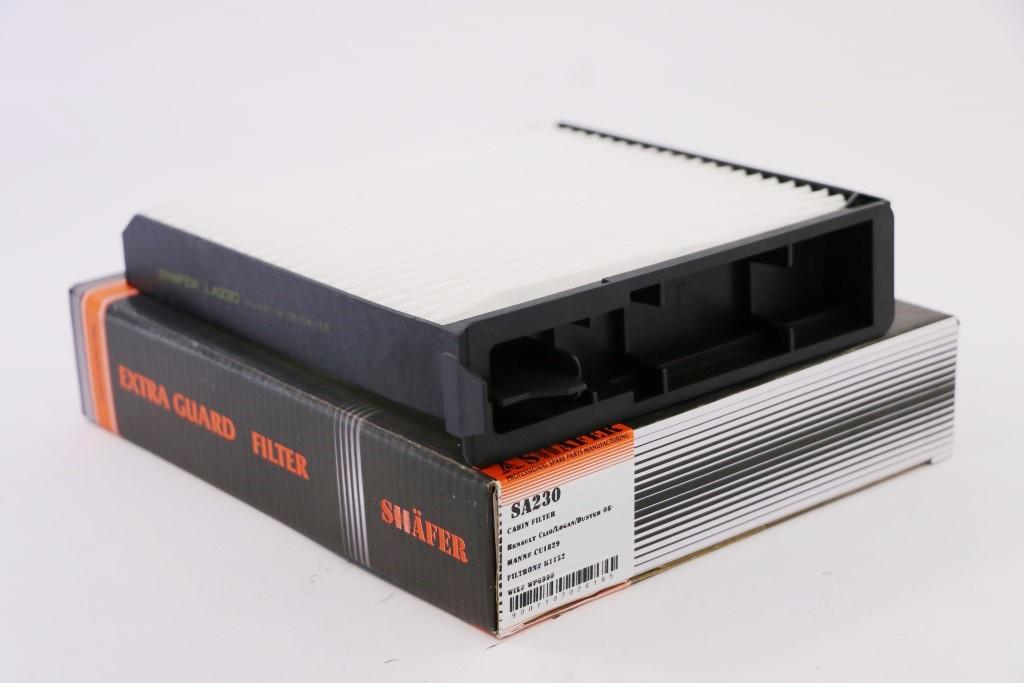 Фильтр салонный SHAFER SA230