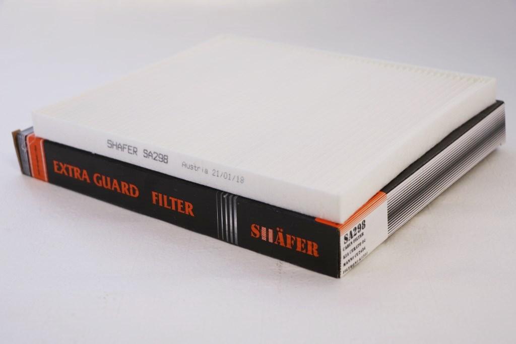 Фильтр салонный SHAFER SA298