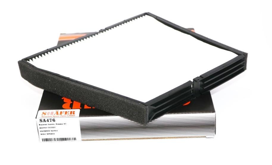 Фильтр салонный SHAFER SA476