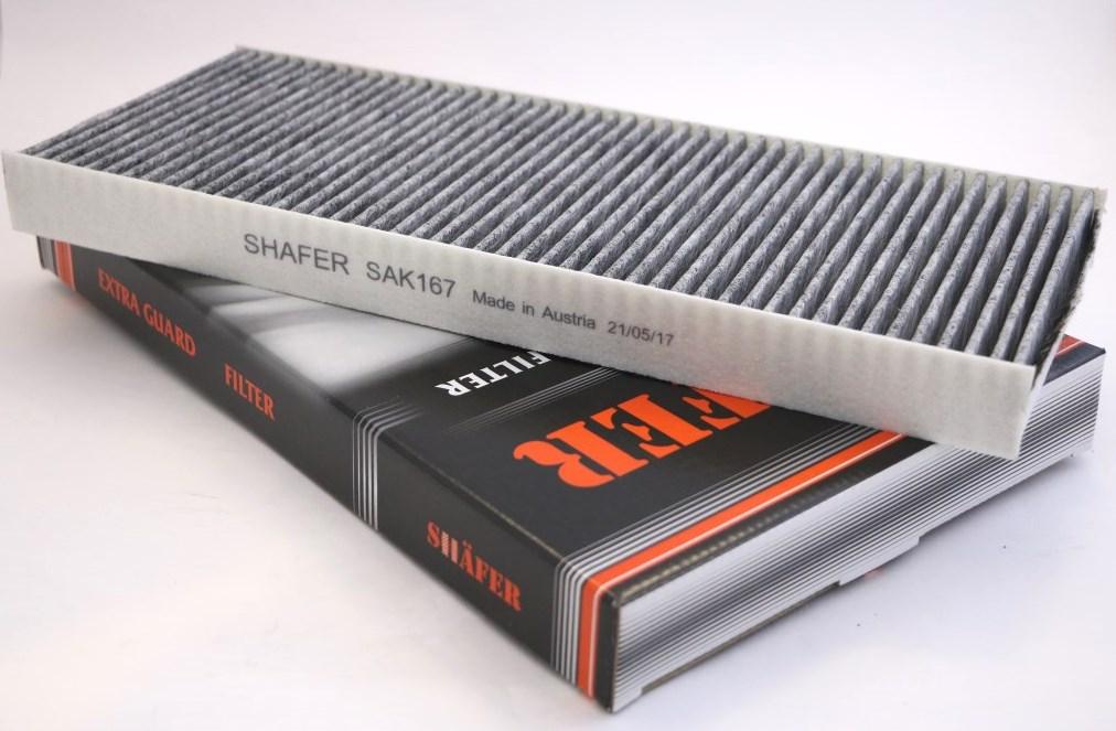 Фильтр салонный SHAFER SAK167