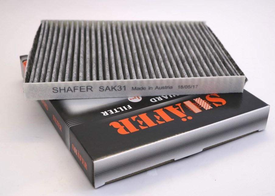 Фильтр салонный SHAFER SAK31