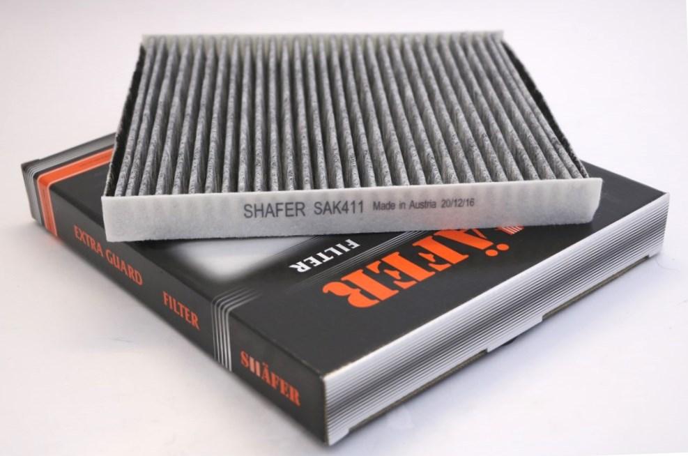 Фильтр салонный SHAFER SAK411
