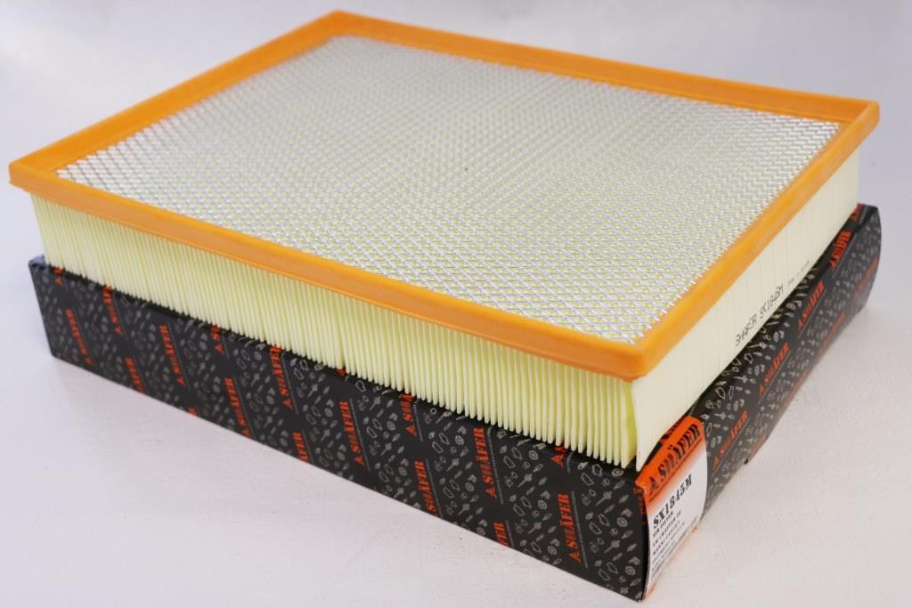 Фильтр воздушный MB Sprinter, Crafter, 06- (c сеткой, каждый фильтр в индивидуальной картонной упаковке)'