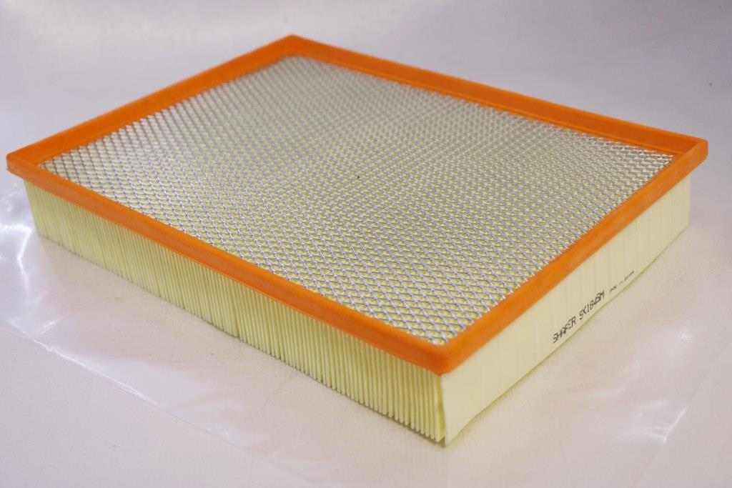 Фильтр воздушный MB Sprinter, Crafter, 06- (с сеткой - упаковка полиэтиленовый пакет)'