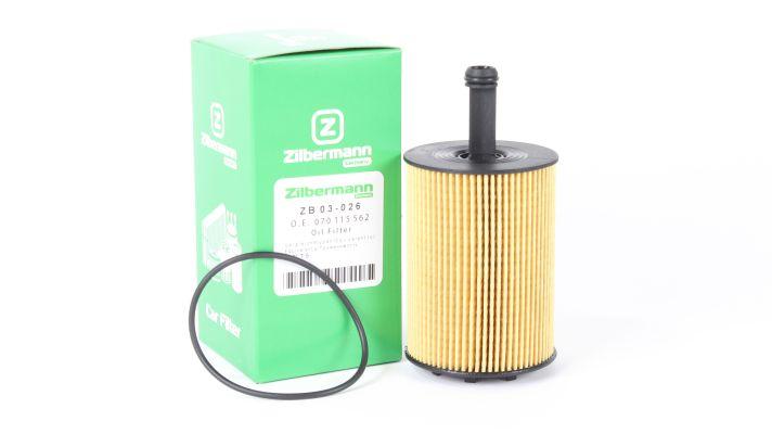 Фильтр масляный, 1.9-2.5TDI /Caddy III