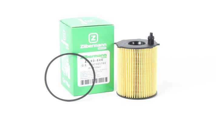 Фильтр масляный, 1.6JTD/HDI 07-  Berlingo/Partner