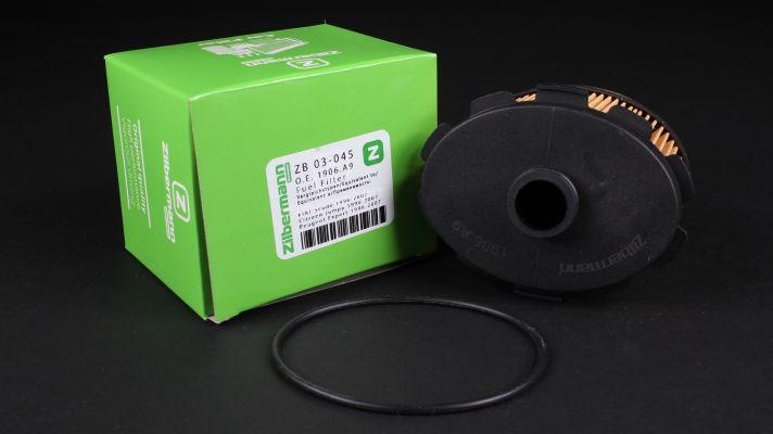 Фильтр топливный  1.9D/TD  95-07 (+AC)  Berlingo/Partner